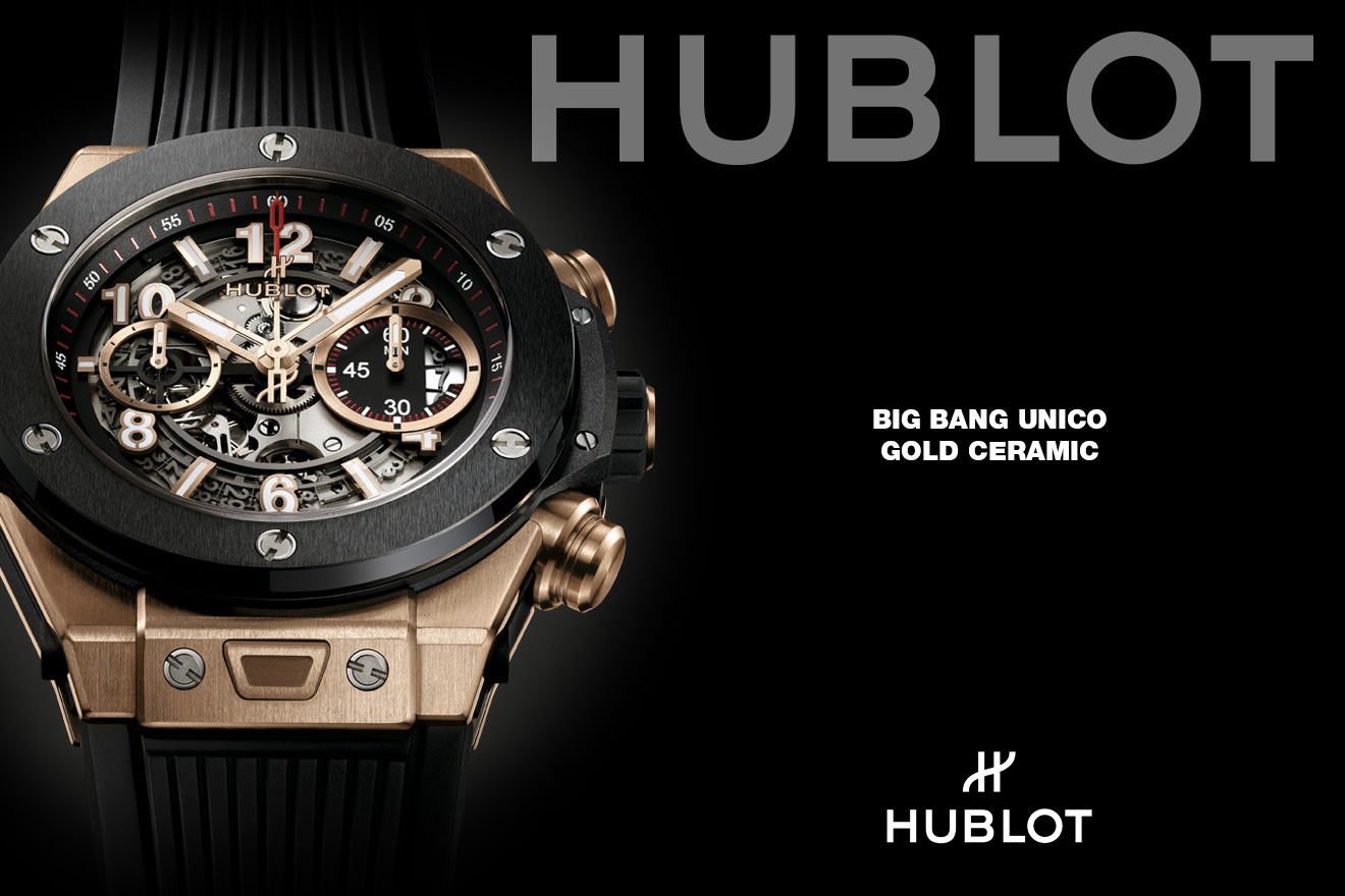official photos ca35a 50dd3 三越伊勢丹|HUBLOT(ウブロ)|ISETAN MITSUKOSHI LUXURY